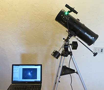Amazon com : New Horizon 130 Deep-Sky Astrophotography