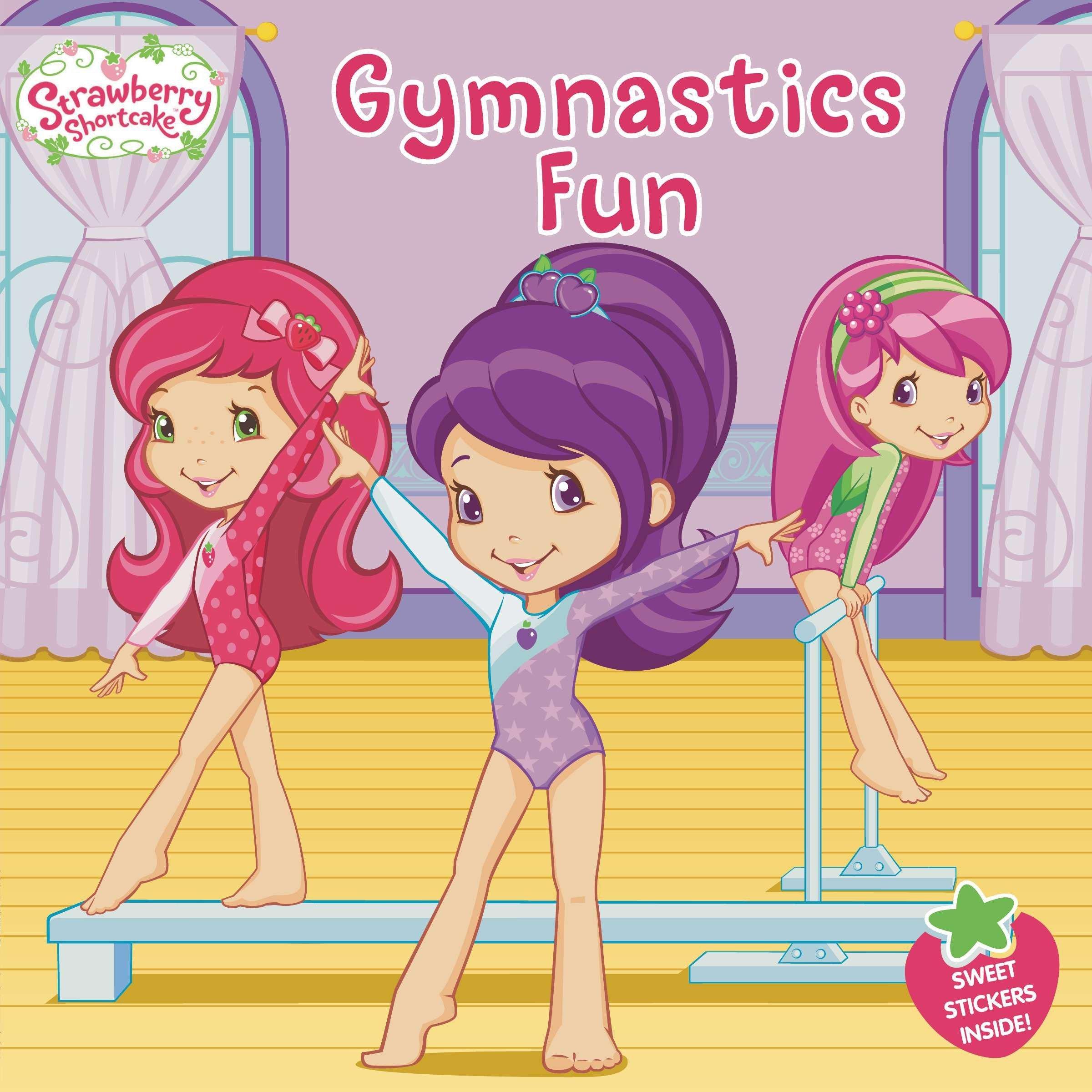 Download Gymnastics Fun (Strawberry Shortcake) pdf epub