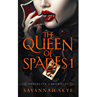 The Queen of Spades 1: A Paranormal Romance (Undercity Chronicles Book 8) book cover
