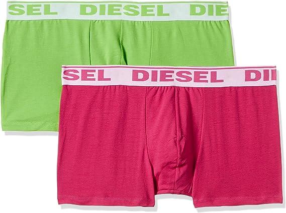 TALLA S. Diesel Umbx-Shawntwopack - Boxer pack de 2 para hombre