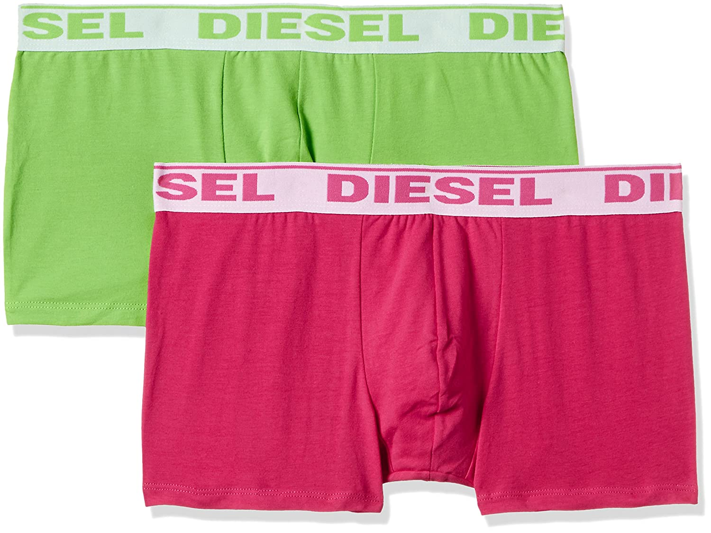 Diesel Umbx-Shawntwopack - Boxer pack de 2 para hombre