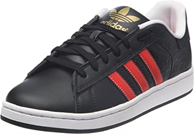 adidas Originals Campus St, Baskets mode homme Noir Noir1 enemat