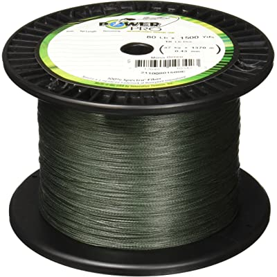 Power Pro Braided Spectra Fishing Line