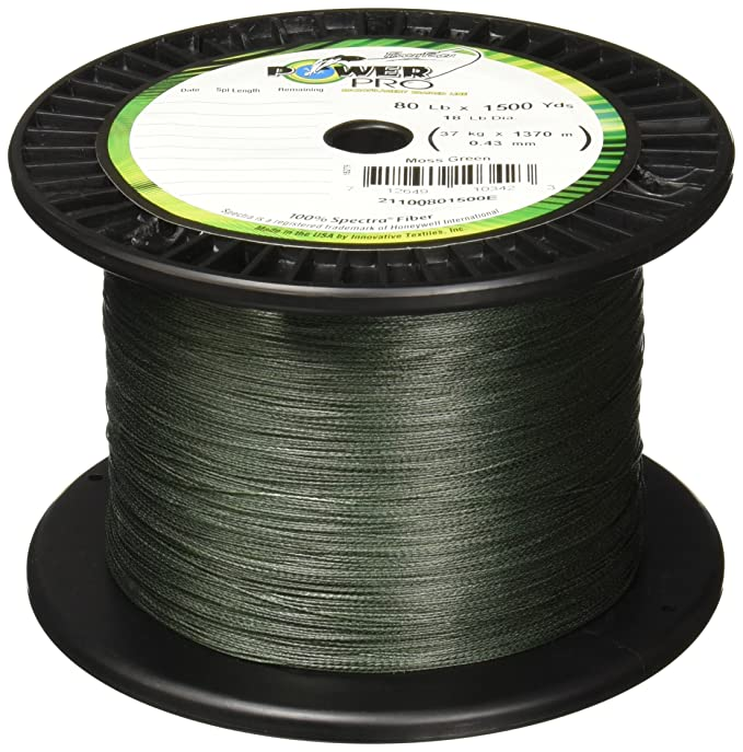 The 8 best color braided fishing line