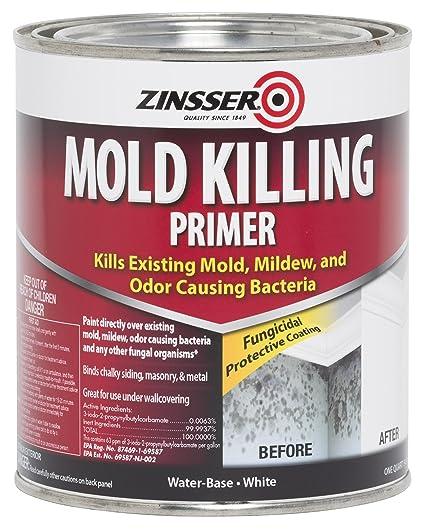 f6eb46bb40921 Rust-Oleum 276087 Mold Killing Primer Quart - - Amazon.com