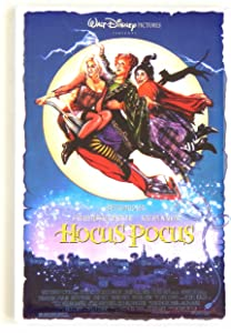 Hocus Pocus Movie Poster Fridge Magnet (2 x 3 inches)