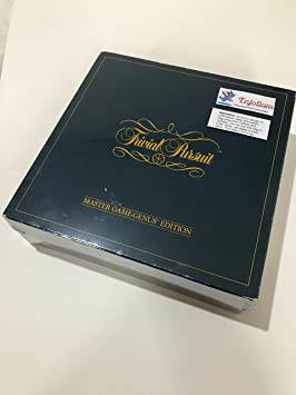Parker Trivial Pursuit Master Édition Genus: Amazon.es ...
