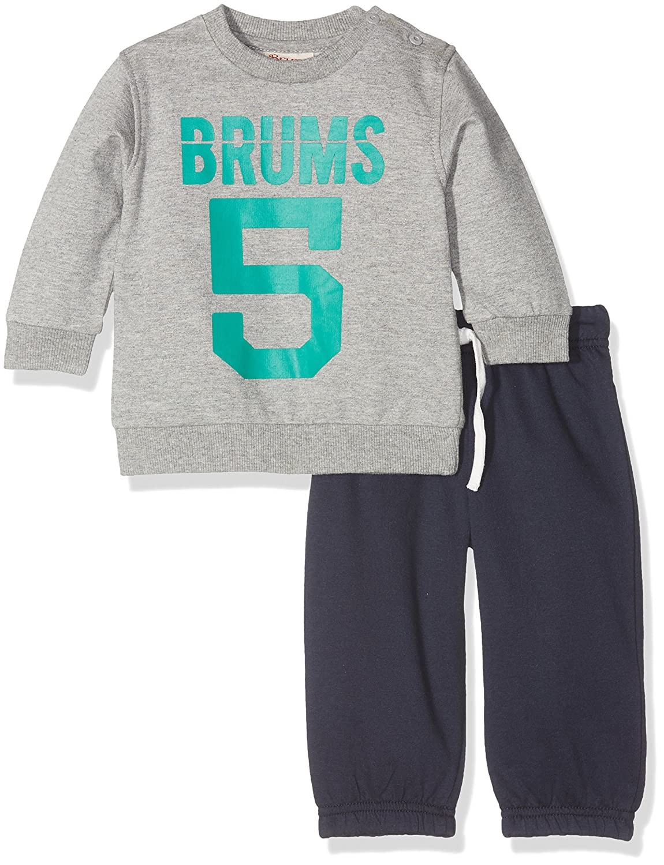 Brums Baby-Jungen Jogginganzug 3er Pack