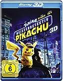 Pokémon Meisterdetektiv Pikachu 3D: Blu-ray 3D