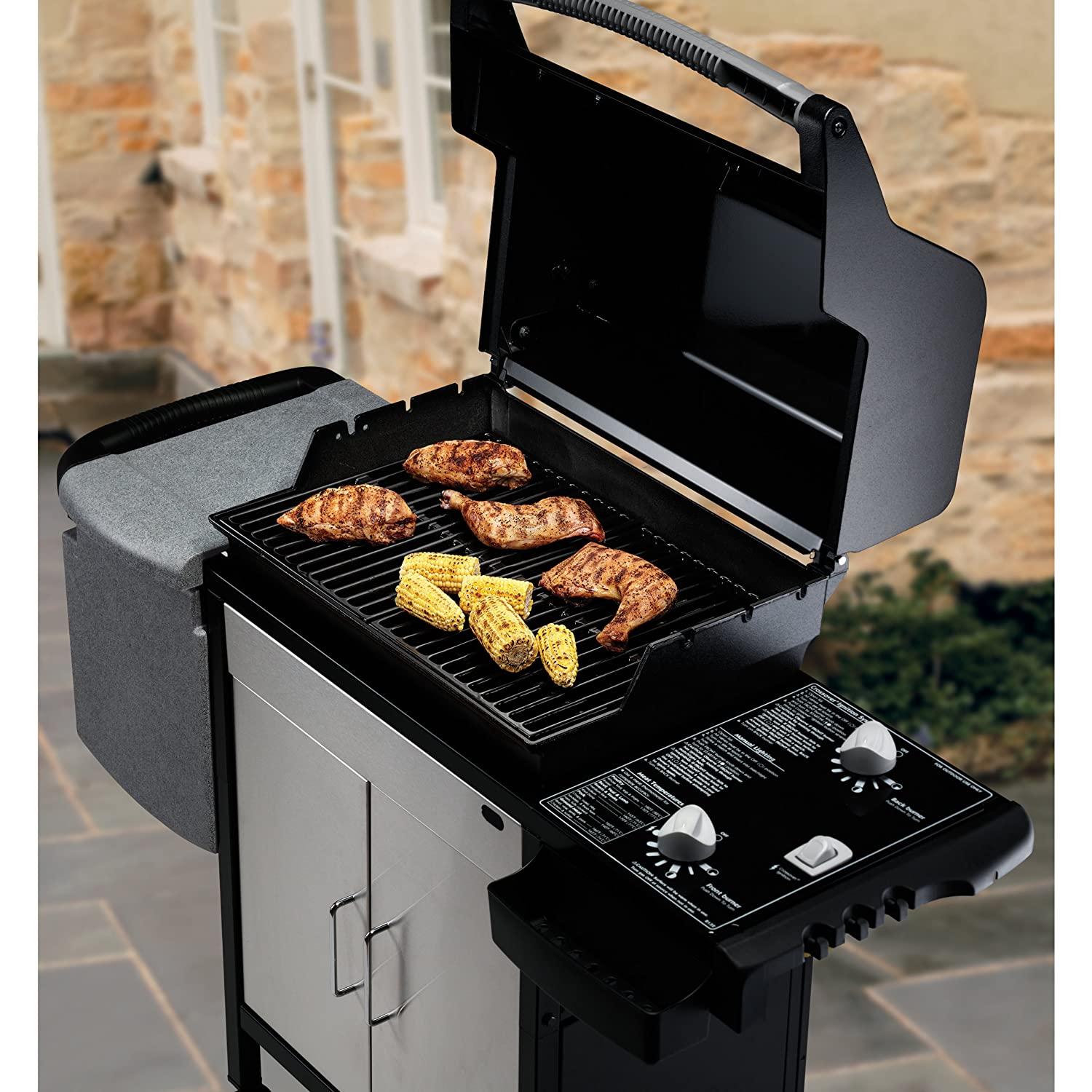 Top Amazon.com : Weber 7522 Cooking Grate (15 x 11.3 x 0.5) : Grill  JA25
