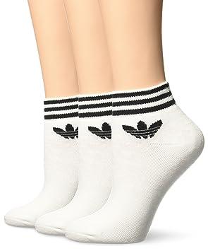 adidas Trefoil Ankle - Calcetines para hombre: Amazon.es: Deportes y aire libre