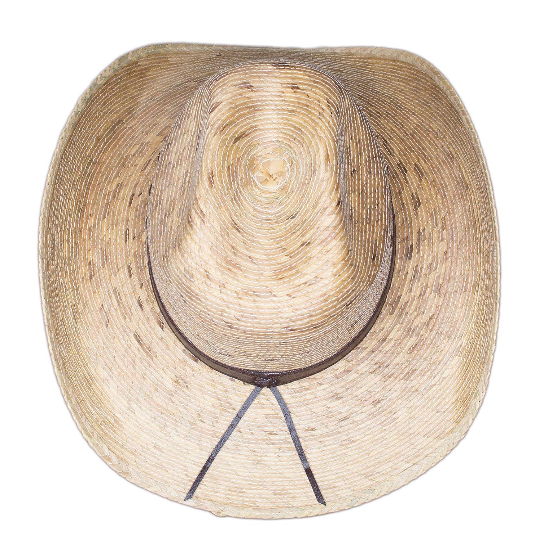 Amazon.com  Rising Phoenix Industries Large Mexican Palm Leaf Cowboy ... 8d96412d5308