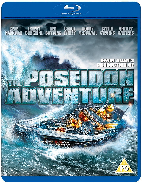 The Poseidon Adventure Blu Ray 1972 Amazon Co Uk Gene