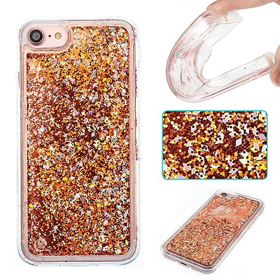 apple iphone 7 glitter case