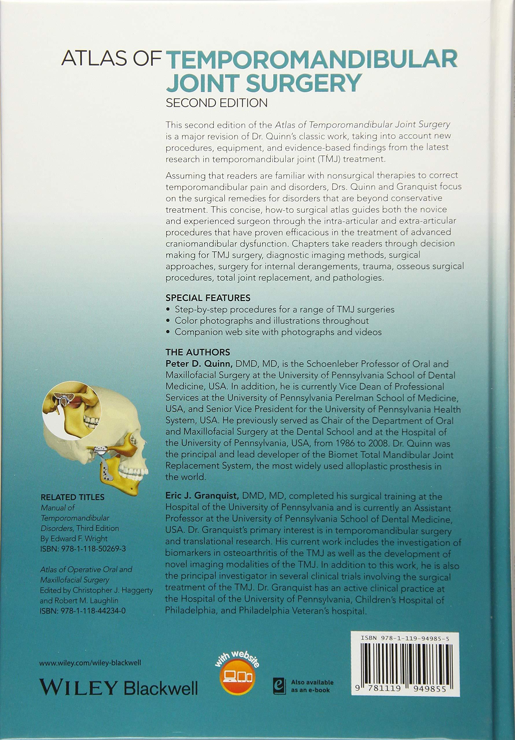 atlas of temporomandibular joint surgery ebook
