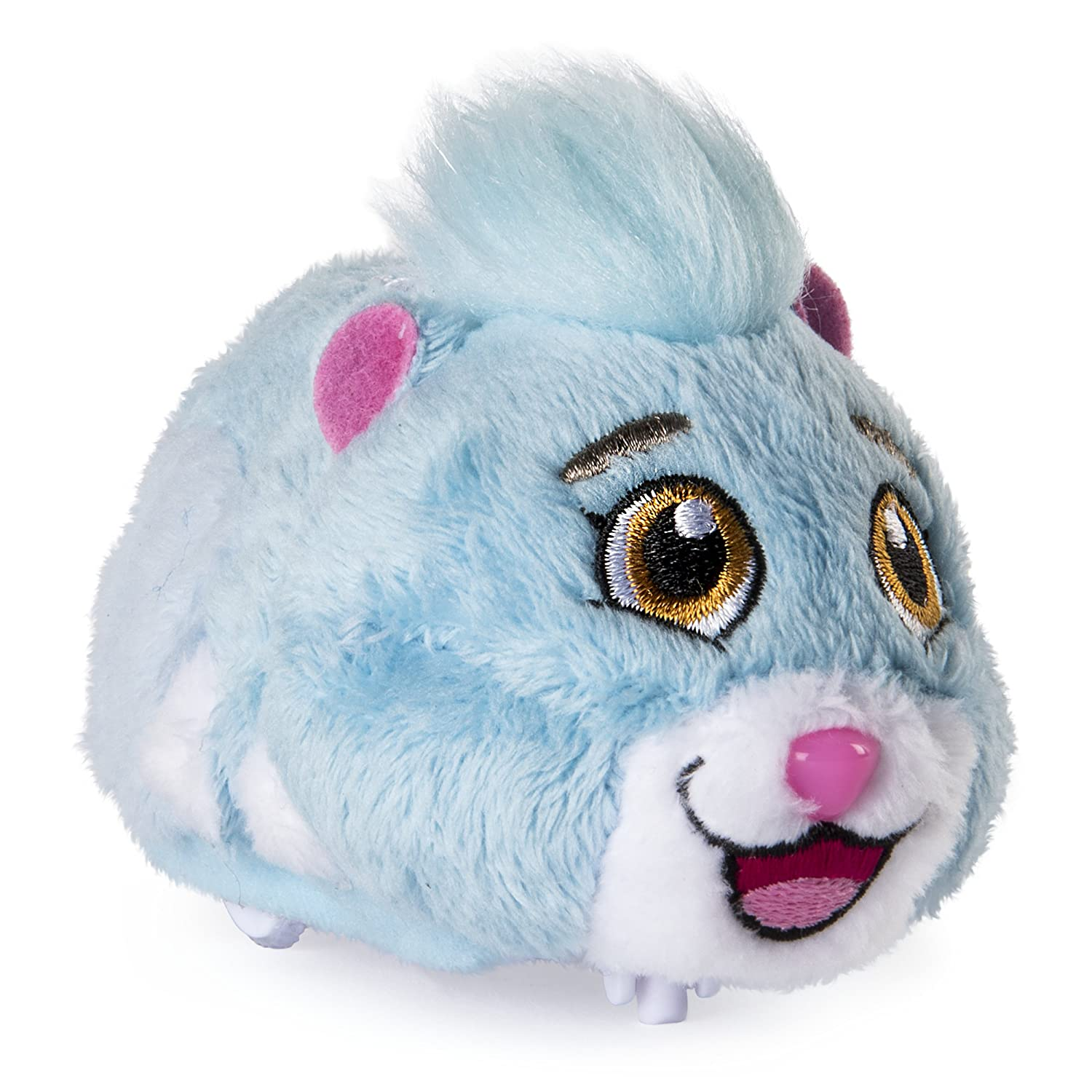 """Zhu Zhu Pets - Chunk, Furry 4"""" Hamster Toy with Sound and Movement Spin Master 20093432"""