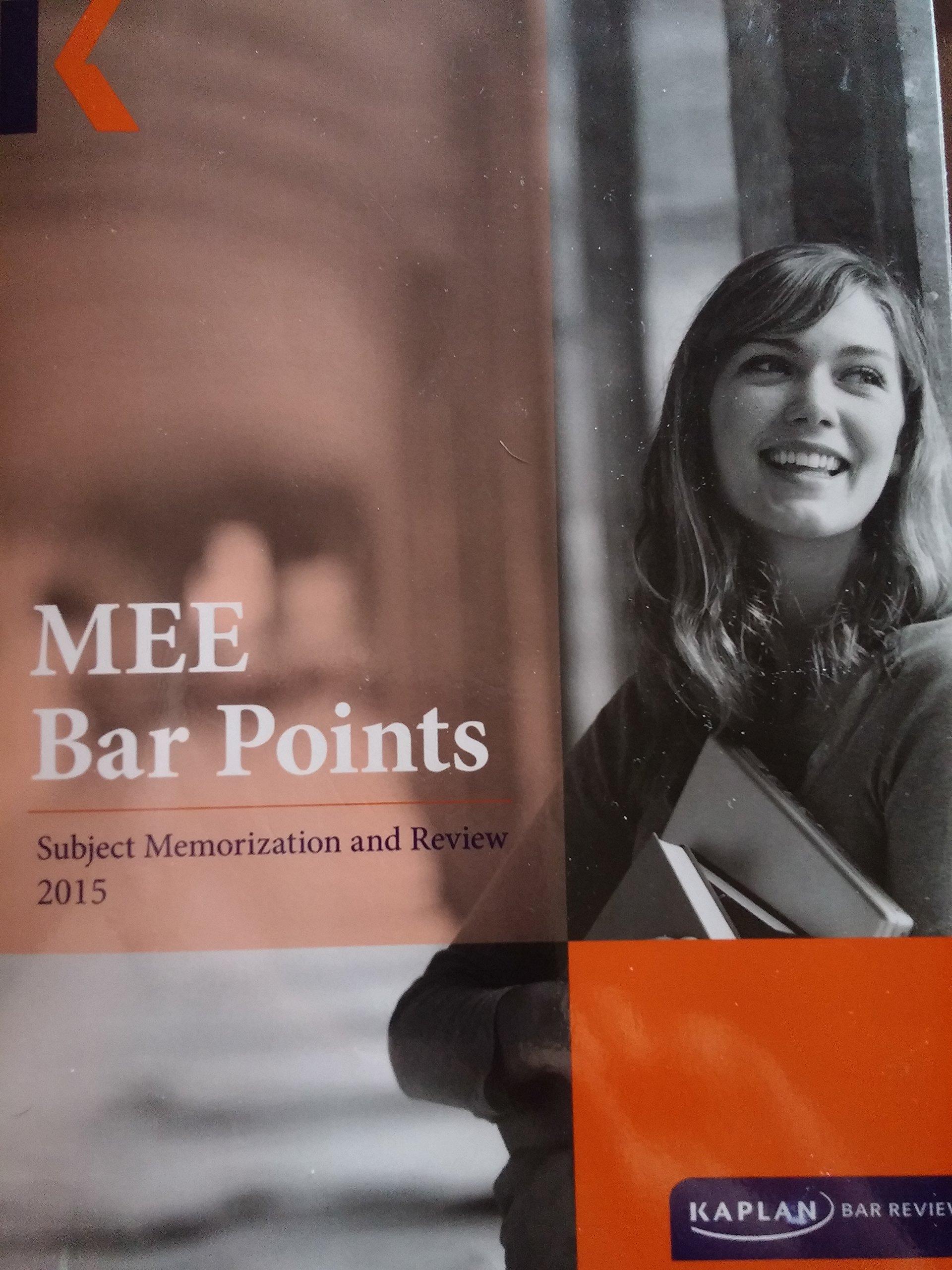mpre review book