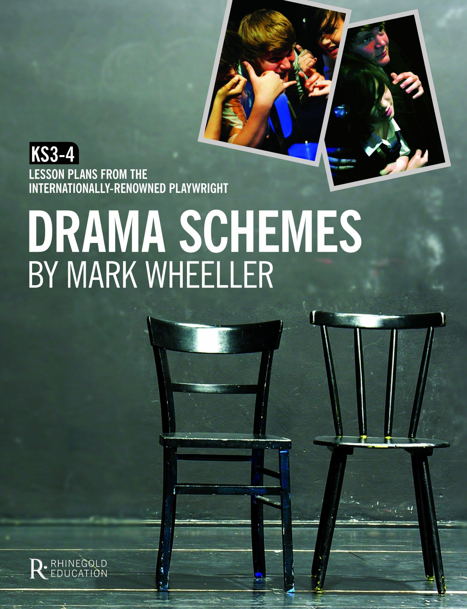 Drama Schemes: KS3-4 Lesson Plans from the Internationally-Renowned Playwright PDF ePub fb2 book
