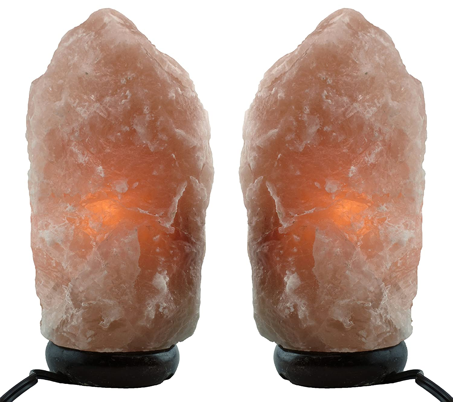 Awesome Amazon.com: Himalayan Natural Salt Lamp  TWO Pack  Multiple Sizes (6 8  Inch): Home Improvement
