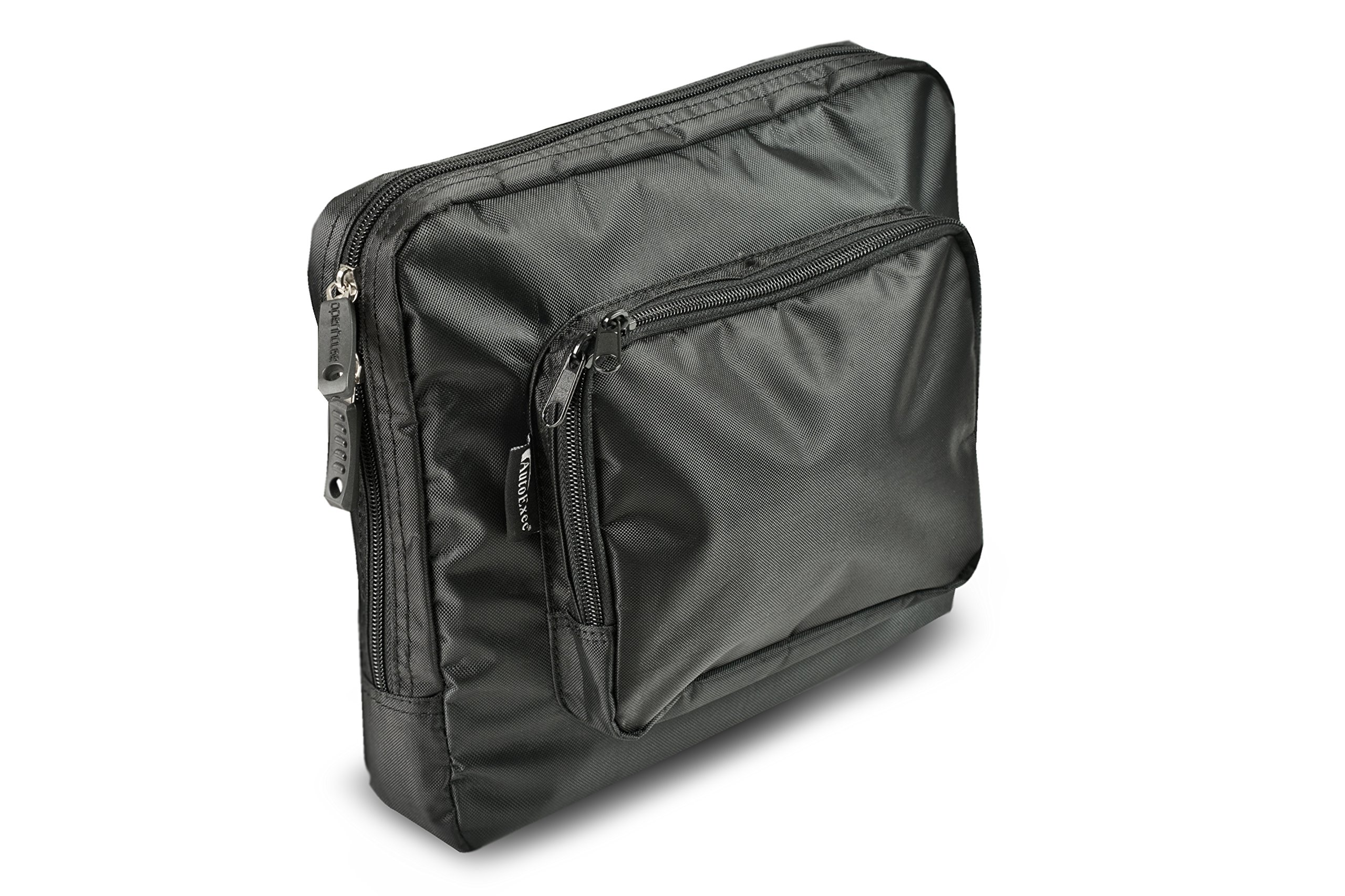 AutoExec AETote-09 Black/Grey File Tote with One Cooler and One Tablet Case by AutoExec (Image #23)