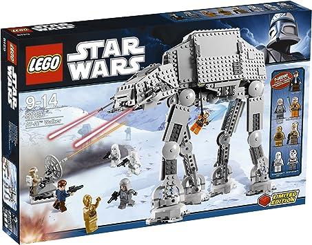 LEGO® Star Wars™ Luke Skywalker Pilot 8129 ATAT Rare!