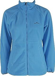 1e87e3b28 Wynnster Finisterre Womens Fleece Jacket Blue Waterproof Wind ...