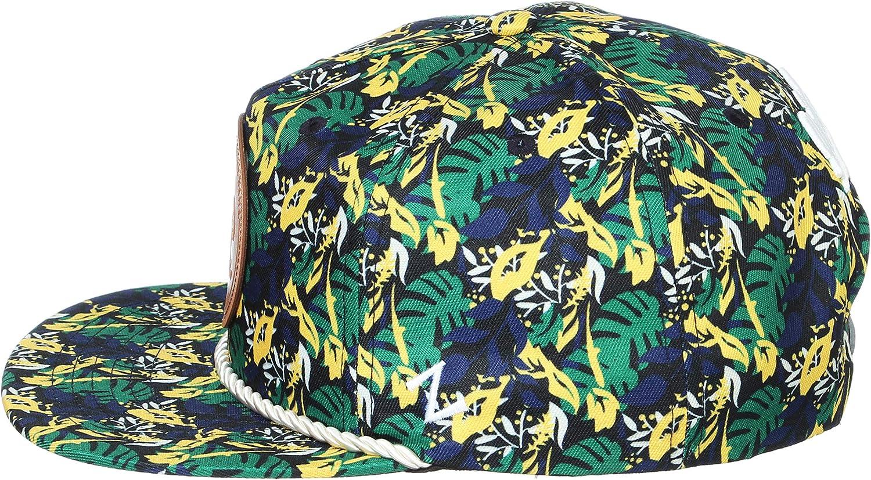 NCAA Zephyr Mens Malibu Snapback Hat