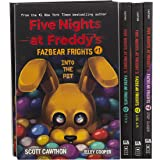 Fazbear Frights Four Book Box Set: An AFK Book Series (Five Nights At Freddy's)