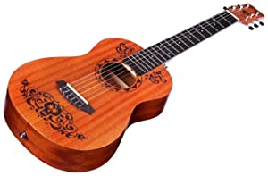 Disney/Pixar Coco X Cordoba Mini Mahogany Acoustic Guitar Natural