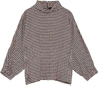 Zara - Camisas - Manga larga - para mujer marrón X-Large ...