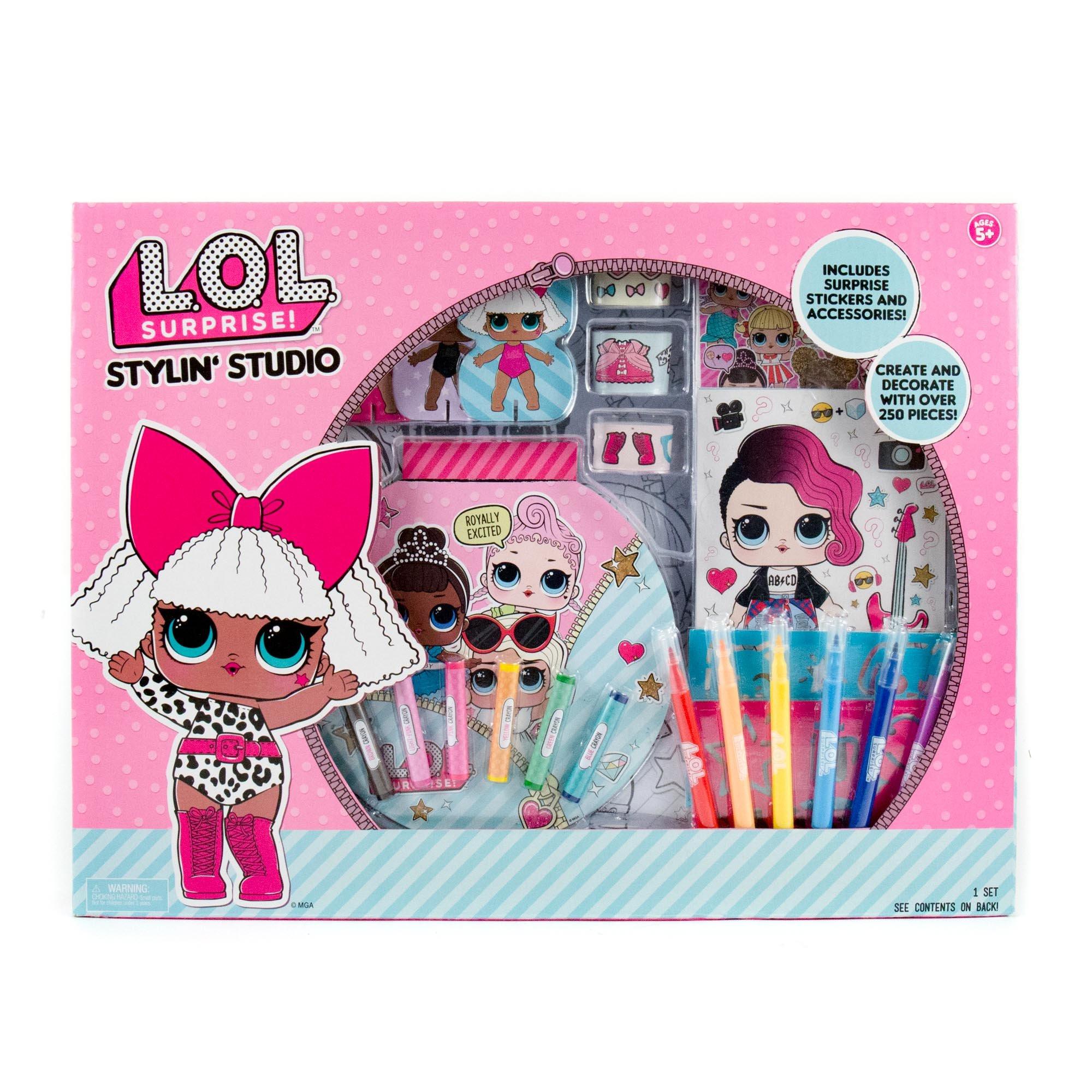 L.O.L. Surprise! Stylin' Studio by Horizon Group USA