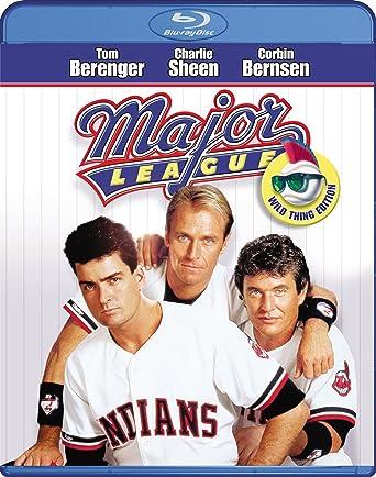 Amazoncom Major League Wild Thing Edition Blu Ray Tom