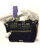 Rebecca Minkoff Elle Mini Messenger Cross-Body Bag Blue
