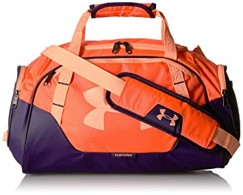 6343ae9585 Under Armour Unisex's Undeniable 3.0 Duffle Cinch-Sack, After Burn (878)/