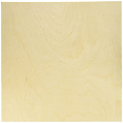 Midwest Products 5305 Plywood Sheet, 1, Beige