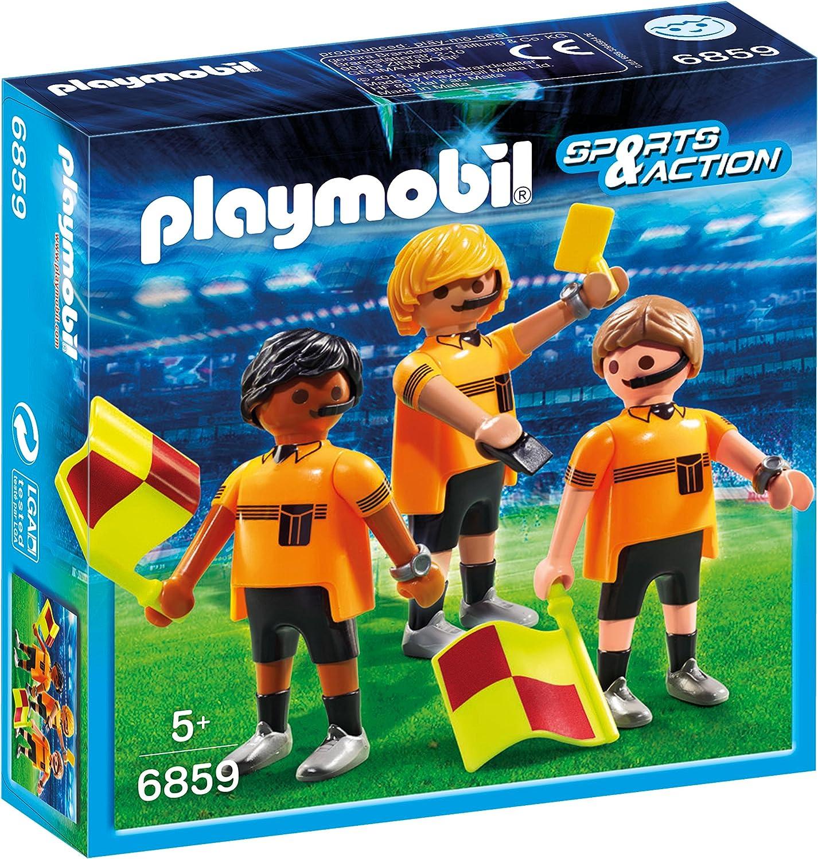 PLAYMOBIL - Árbitros (68590): Amazon.es: Juguetes y juegos