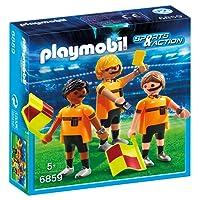 Playmobil - 6859 - Trio arbitral