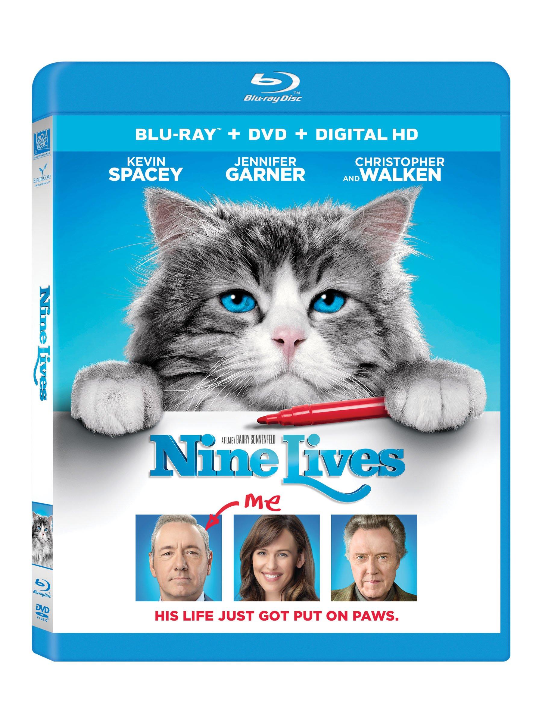 Nine Lives [Blu-ray] by 20th Century Fox