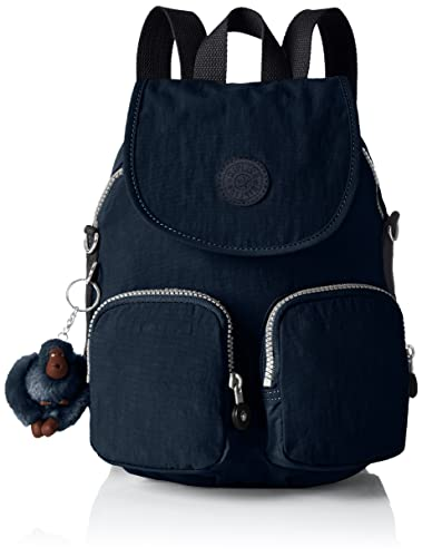 0c7cb2fa5e Amazon.com  Kipling Firefly Up Medium Backpack True Blue  Shoes
