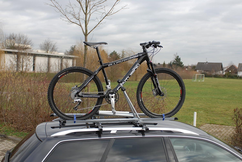 Unitec car bike roof rack Roof-mounted bike rack MaXXimum