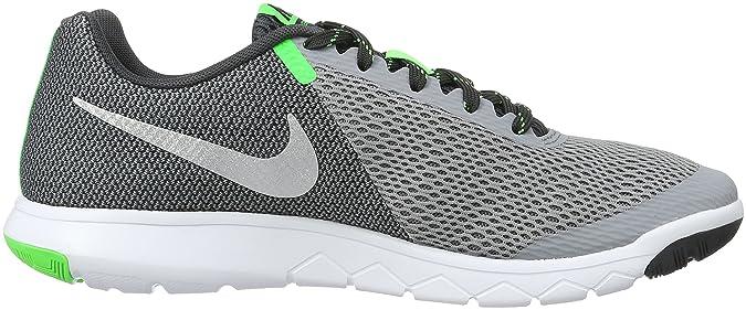 d09c9643c57b7 Nike Men's Shox NZ Running Shoe Stealth/MTLC Silver/Anthracite - 8 D ...