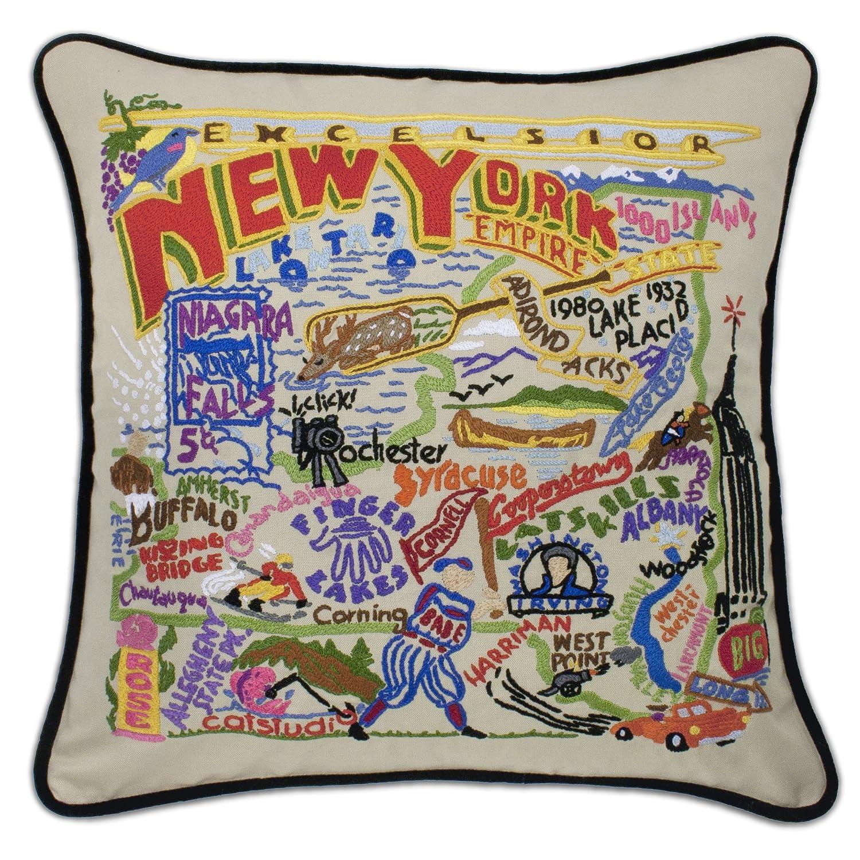新しいYork手刺繍枕 – Catstudio   B00020UEGS