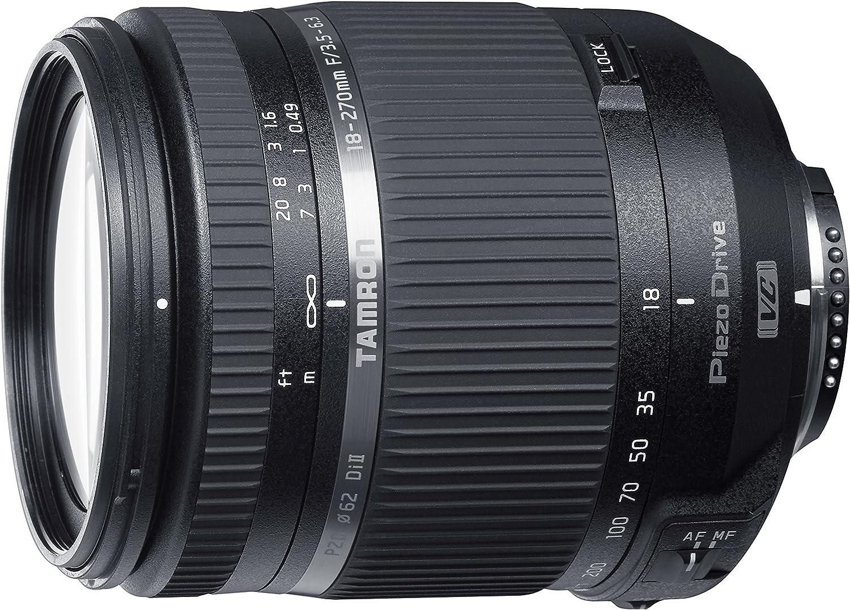 Tamron Af 18 270mm F 3 5 6 3 Di Ii Vc Pzd Für Nikon Ef Kamera