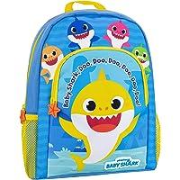 Pinkfong Plecak dziecięcy dziecięcy rekin niebieski unikalny rozmiar