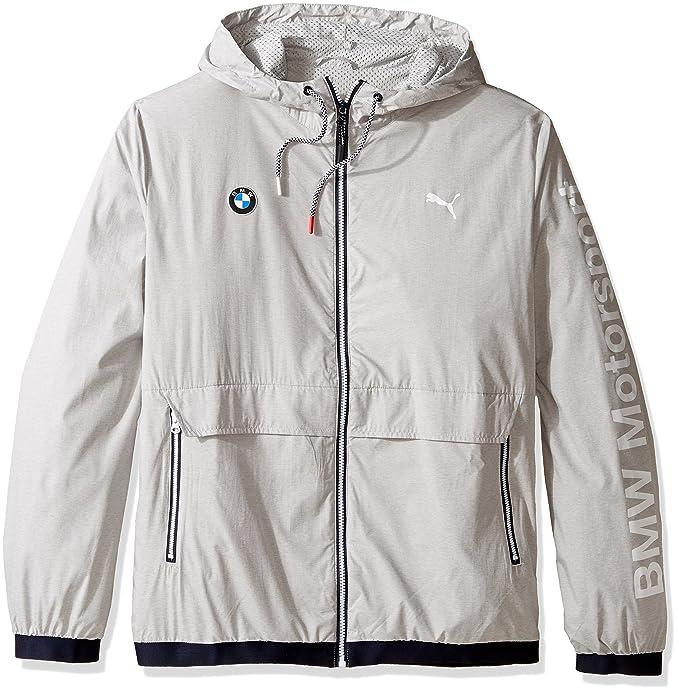 Amazon.com: Puma Hombre BMW MSP chamarra Ligera: Clothing