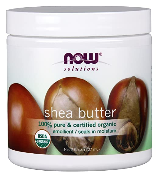 Now Foods Organic Shea Butter
