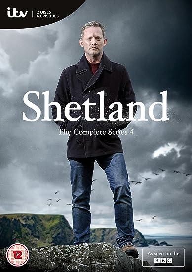 Shetland Series 4 [DVD] [2018]