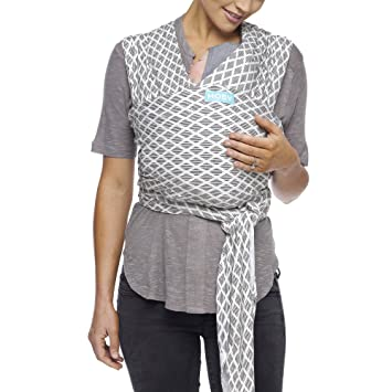 0ec897aef7c Amazon.com   Moby Evolution Baby Wrap Carrier (Diamonds) - Toddler ...
