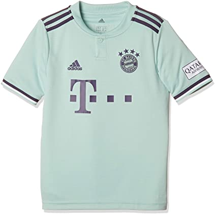 buy online 4eb3d 033d2 adidas 2018-2019 Bayern Munich Away Football Soccer T-Shirt ...
