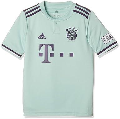 adidas Kinder 1819 Fc Bayern Away Trikot